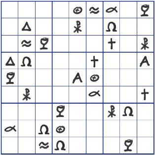 Symbol-Sudoku.de kostenlos